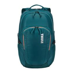 Thule 都樂 31L 後背包 15.6吋筆電 TCAM-5116 深藍綠 Narrator Backpack (限量加贈珊瑚絨腳踏墊)