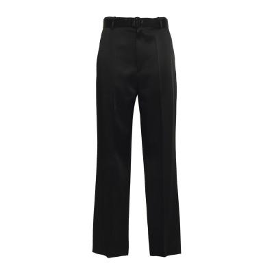 ジョゼフ JOSEPH パンツ ブラック 42 アセテート 73% / レーヨン 27% パンツ