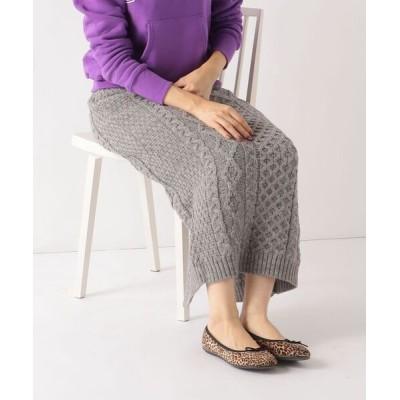 スカート KERRY WOOLLEN MILLS: ニットスカート