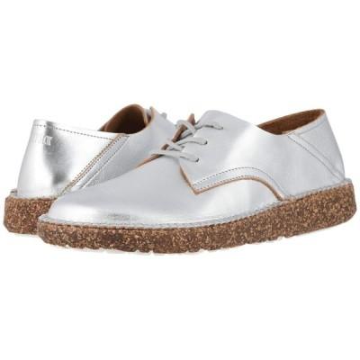 ビルケンシュトック Birkenstock レディース ローファー・オックスフォード シューズ・靴 Gary Silver