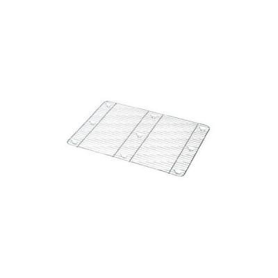 IKD/イケダ  エコクリーン18−8角バット網 細目/18枚取用