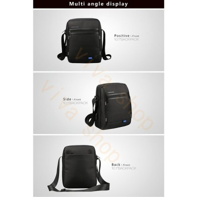 ビジネスバッグ メンズ レディース ショルダーバッグ ハンドバッグ ビジネス 大容量 斜めがけバッグ ナイロン 撥水 旅行 通勤 USB充電ポート