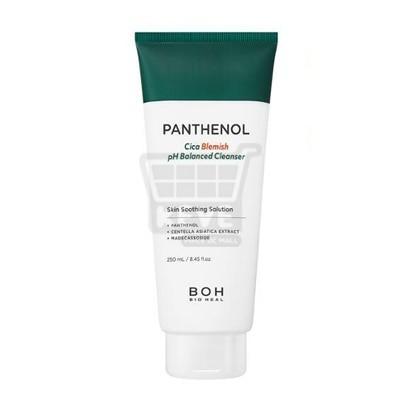 バイオヒルボパンテノールシカブレミッシュ弱酸性洗顔料 250ml