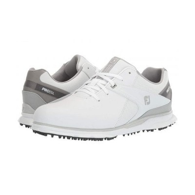 FootJoy フットジョイ メンズ 男性用 シューズ 靴 スニーカー 運動靴 Pro SL - White/Grey