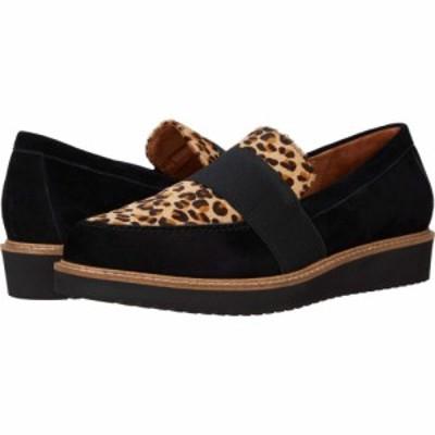 ラモールドピード LAmour Des Pieds レディース ローファー・オックスフォード シューズ・靴 Xanthus Black Suede/Brown