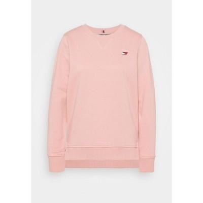トミー ヒルフィガー パーカー・スウェットシャツ レディース アウター REGULAR - Sweatshirt - pink