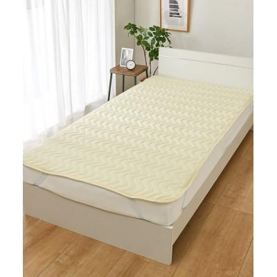 ベッドパッド(抗菌防臭) 敷きパッド・敷パッド, ベッドパッド, Bed pats(ニッセン、nissen)