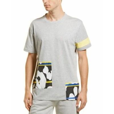 Roberto Cavalli ロベルトカバリ ファッション アウター Roberto Cavalli Geomag T-Shirt M