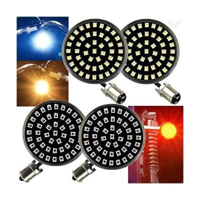 Eagle Lights Generation II ミッドナイトエディションキット No Lenses 8748TS-1156R-G2B-4【並行輸入品】
