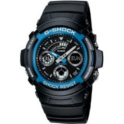 G-SHOCK 時計 カシオ 【国内正規品】BASIC Gショック デジアナ時計 AW-591-2AJF 【返品種別A】