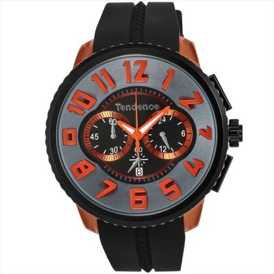 テンデンス TENDENCE ユニセックス腕時計 アルテックガリバー TY146003 ブラック