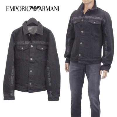 エンポリオアルマーニ EMPORIO ARMANI デニムジャケット 6H1B87-1DP3Z-F019
