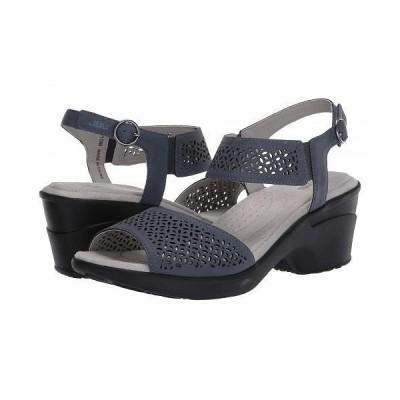 JBU ジェービーユー レディース 女性用 シューズ 靴 ヒール Toledo - Navy