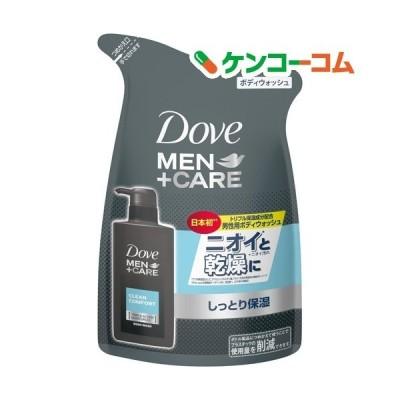 ダヴ メン+ケア ボディウォッシュ クリーンコンフォート つめかえ用 ( 320g )/ ダヴ(Dove)