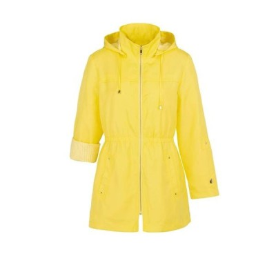 トリバル レディース コート アウター Coat w/ Detachable Hood