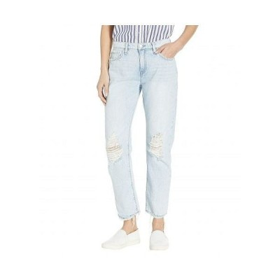 Hudson Jeans ハドソン ジーンズ レディース 女性用 ファッション ジーンズ デニム Jessi Relaxed Cropped Boyfriend Five-Pocket Jeans in Save Tonight -