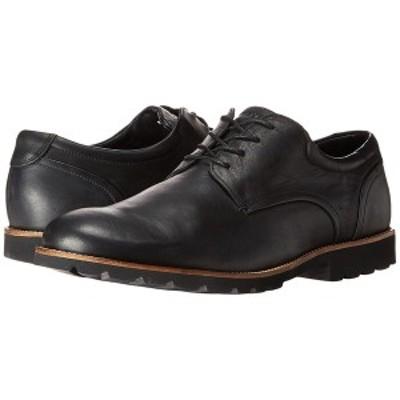 ロックポート メンズ ドレスシューズ シューズ Colben Plain Toe Oxford Black