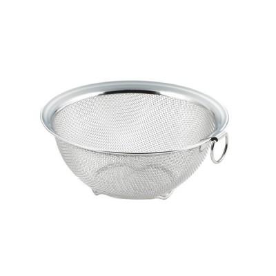 ざる ステンレス 丸型ざる 15cm キッチン用品 日本製 燕三条 ヨシカワ