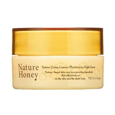 【ベキュアハニー/VECUA Honey】 ネイチャーハニー 濃厚なネイチャーナイトクリーム 45g