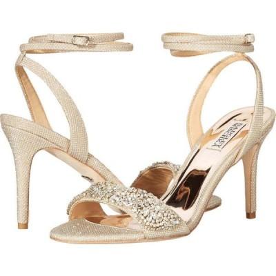 バッジェリー ミシュカ Badgley Mischka レディース サンダル・ミュール シューズ・靴 Jen Platino
