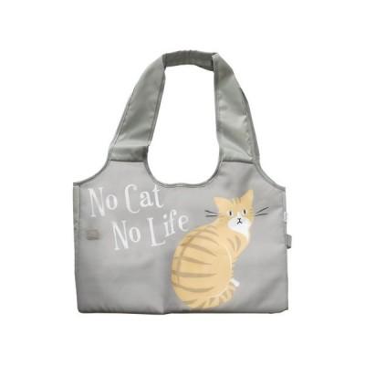 レジかごバック 猫 ねこ キャット ネコ cat バッグ ミニバッグ トートバッグ 保温保冷 チャトラ