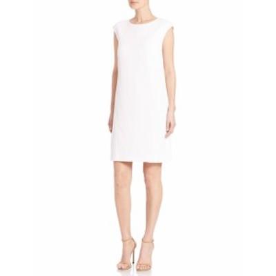 ラファイエット148ニューヨーク レディース ワンピース Dottie Sleeveless Jacquard Dress