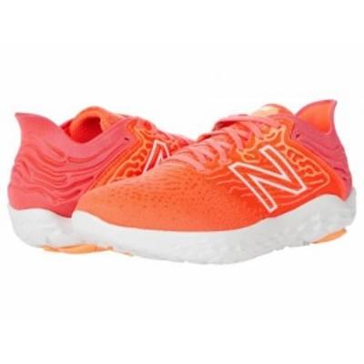 New Balance ニューバランス レディース 女性用 シューズ 靴 スニーカー 運動靴 Fresh Foam Beacon v3 Vivid Coral/Citrus【送料無料】