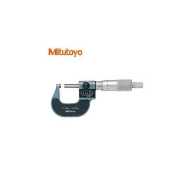 ミツトヨ(Mitutoyo) M810-25(193-101) カウント外側マイクロメータ 測定範囲:0〜25mm
