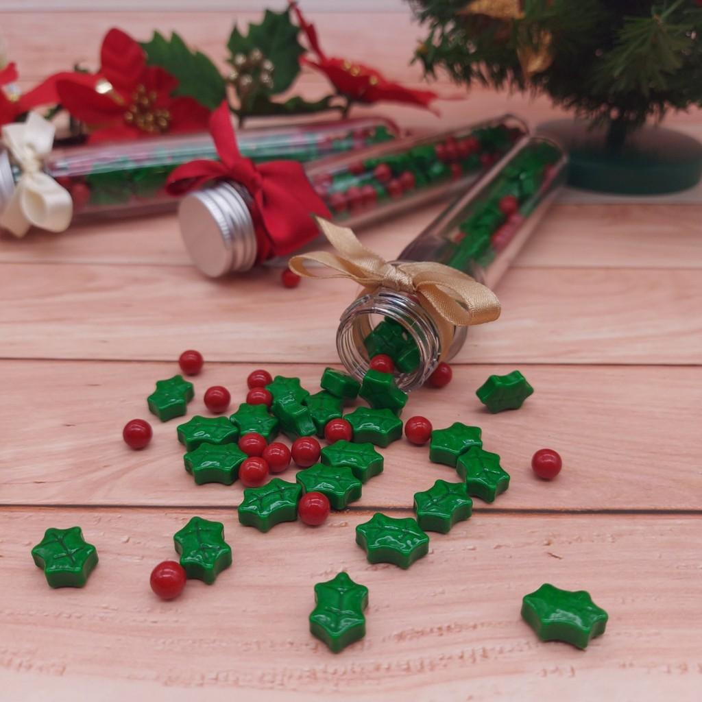 【嘴甜甜】檞寄生水果糖試管 禮物 水果糖系列 聖誕節 Christmas