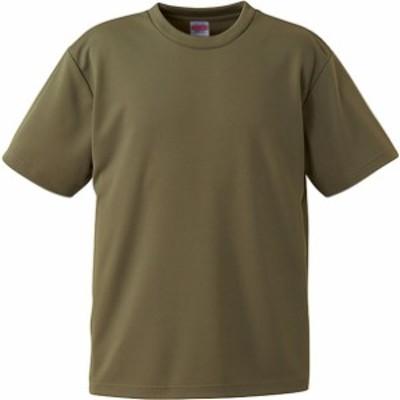 4.1OZドライ Tシャツ キッズ unitedathle(ユナイテッドアスレ) カジュアルハンソデTシャツ (590002c-33)