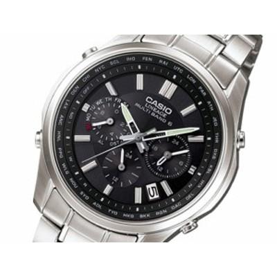 カシオ CASIO リニエージ 電波 ソーラー メンズ 腕時計 時計 LIW-M610D-1AJF 国内正規
