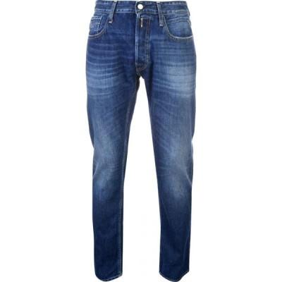 リプレイ Replay メンズ ジーンズ・デニム ボトムス・パンツ Newbill Jeans Mid Wash