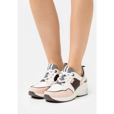 レディース 靴 シューズ AMBY - Trainers - nude
