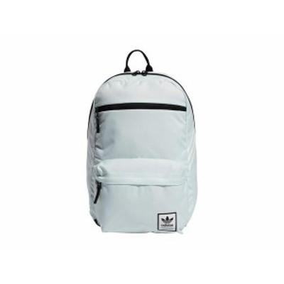 アディダス メンズ バックパック・リュックサック バッグ Originals National SST Recycled Backpack Ice Mint/White