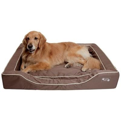 (大型犬用)PEPPY 抗菌防臭スマートスクエアベッド Mサイズ
