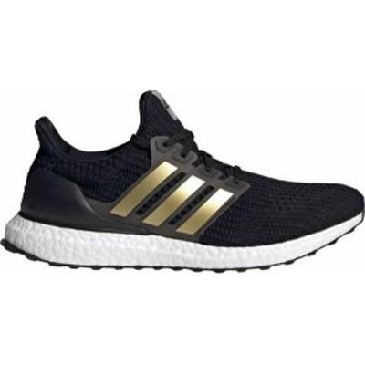 アディダス メンズ スニーカー シューズ adidas Men's Ultraboost Running Shoes Black/Gold