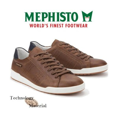 10%off MEPHISTO JAPAN メフィスト 正規取扱い RUFO HAZELNUT 靴 メンズ 本革 ポルトガル製 【沖縄・離島は送料無料対象外】