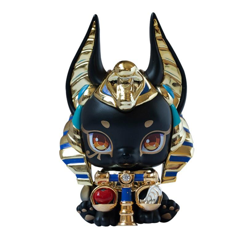 雅盧幼兒園 埃及神系列 盲盒 盒抽 盒玩 轉蛋 太平守護者 潮玩手辦公仔擺件禮物現貨