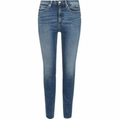 カルバンクライン Calvin Klein Jeans レディース ジーンズ・デニム ボトムス・パンツ High Rise Skinny Jeans Mid Blue