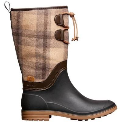 アルパインデザイン レディース ブーツ・レインブーツ シューズ Alpine Design x Kamik Women's Plaid Hazel Winter Boots