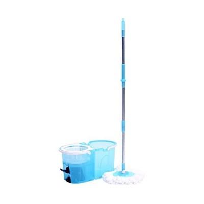 Viatek ハリケーン 360 スピン モップ ブルー 並行輸入品 送料無料