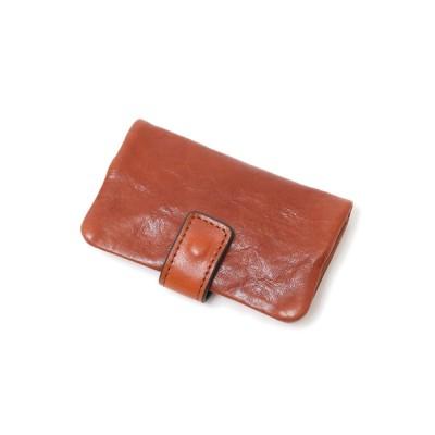 quadro / sot / SCORCH袋縫いキーケース MEN 財布/小物 > キーケース/キーアクセサリー