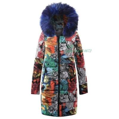 新長期冬 女性 ジャケット 高品質 女性 ファッション ジャケット服 カジュア ル パーカ ー ダウン 綿 コート Casaco Feminino YL358 グループ上 レディース
