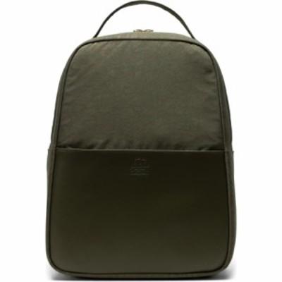ハーシェル サプライ HERSCHEL SUPPLY CO. レディース バックパック・リュック バッグ Orion Backpack Ivy Green