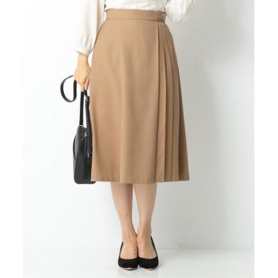 any SiS エニスィス サイドプリーツ スカート