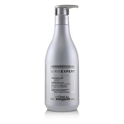 ロレアル L Oreal Professionnel Serie Expert - Silver Magnesium Neutralising Shampoo (For Grey and White