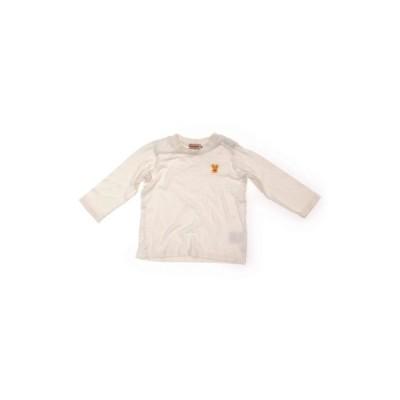 ミキハウス mikiHOUSE Tシャツ・カットソー 80サイズ 男の子 子供服 ベビー服 キッズ