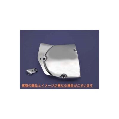 【取寄せ】Transmission Sprocket Cover Trim  V-TWIN 品番 42-0930  (参考品番:34944-04 )  Vツイン アメリカ USA