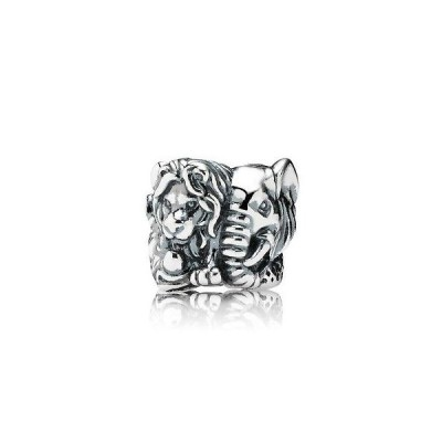 チャーム チャームブレスレット パンドラ Authentic Pandora Charm Sterling Silver Safari 791360 RETIRED **Brand New*