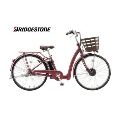 (店舗受取送料割引)ブリヂストン(BRIDGESTONE) ラクット 26インチ RK6B41 電動アシスト自転車(両輪駆動)